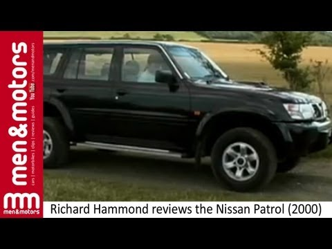 Richard Hammond Reviews The Nissan Patrol (2000)
