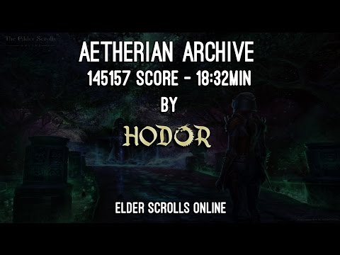 Aetherian Archive 145157 Score by Hodor - Homestead