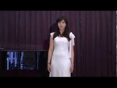 Isyana Sarasvati  - the Jewel Song from the opera Faust (Charles Gounod)