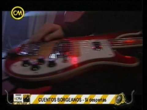 Cuentos Borgeanos - Si Despertas ( en CM ) 2009
