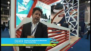 Logistic Summit & Expo - Testimonial expositor DILVER – Pablo Galvez