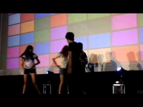 [FRIENDCAM] 102515 KARAmel at Kpop Playlist (2)