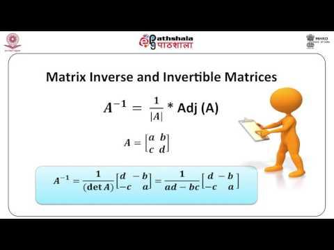 General Matrix Algebra - II (ECO)