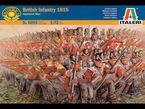 28th Foot British Infantry