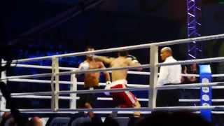 Чемпионат мира по боксу по версии AIBA Pro Boxing — Кемерово(19 июня 2015, Кемерово, спортивный комплекс