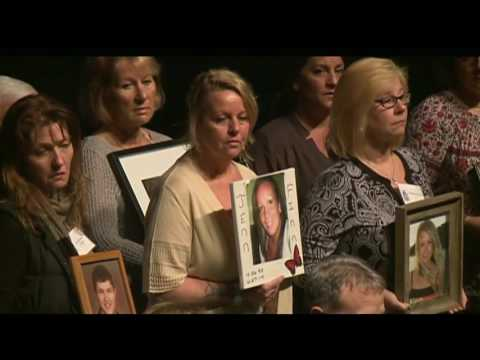 East Kingston parents describe loss of son to opioid overdose at summit