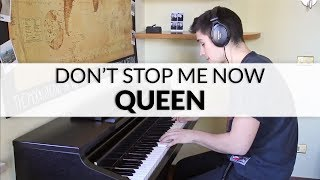 Queen - Don't Stop Me Now | Piano Cover + Sheet Music