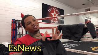 Gervonta Davis Reveals Who Is Better Lomachenko or Tevin Farmer