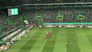 Sporting CP 2-0 CS Marítimo 29/09/2018