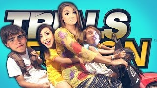 CAN'T STOP DOING TRICKS! - (Trials Fusion w/ Friends)