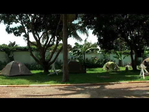 Entebbe Backpackers - nice place to stay in Entebbe after arrival in Uganda