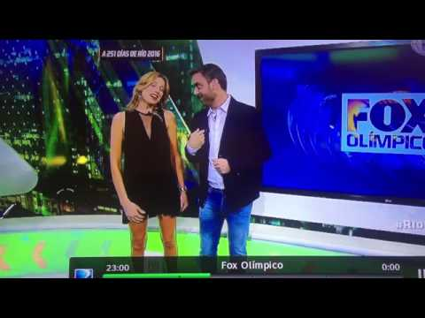 TV Presenter Accidentally Flashes In Embarrassing On-Air Moment