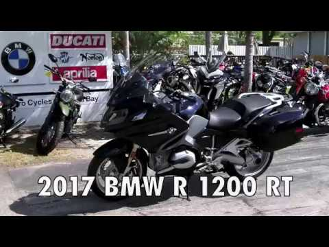 2017 bmw r 1200 rt carbon black metallic at euro cycles of tampa bay youtube. Black Bedroom Furniture Sets. Home Design Ideas