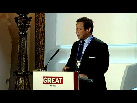 Creative Content Summit - Ed Vaizey, Minister for Culture, Communications and Creative Industries