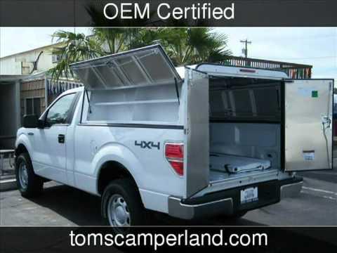 2012 Ford Camper Shells New Rvs - Arizona,Arizona - YouTube