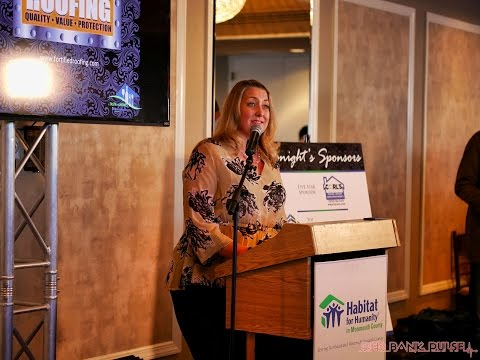 Habitat for Humanity in Monmouth County: A Taste for Homes