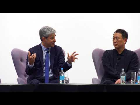 """The Future of the Museum"" panel discussion in Hong Kong, 29 March 2018"