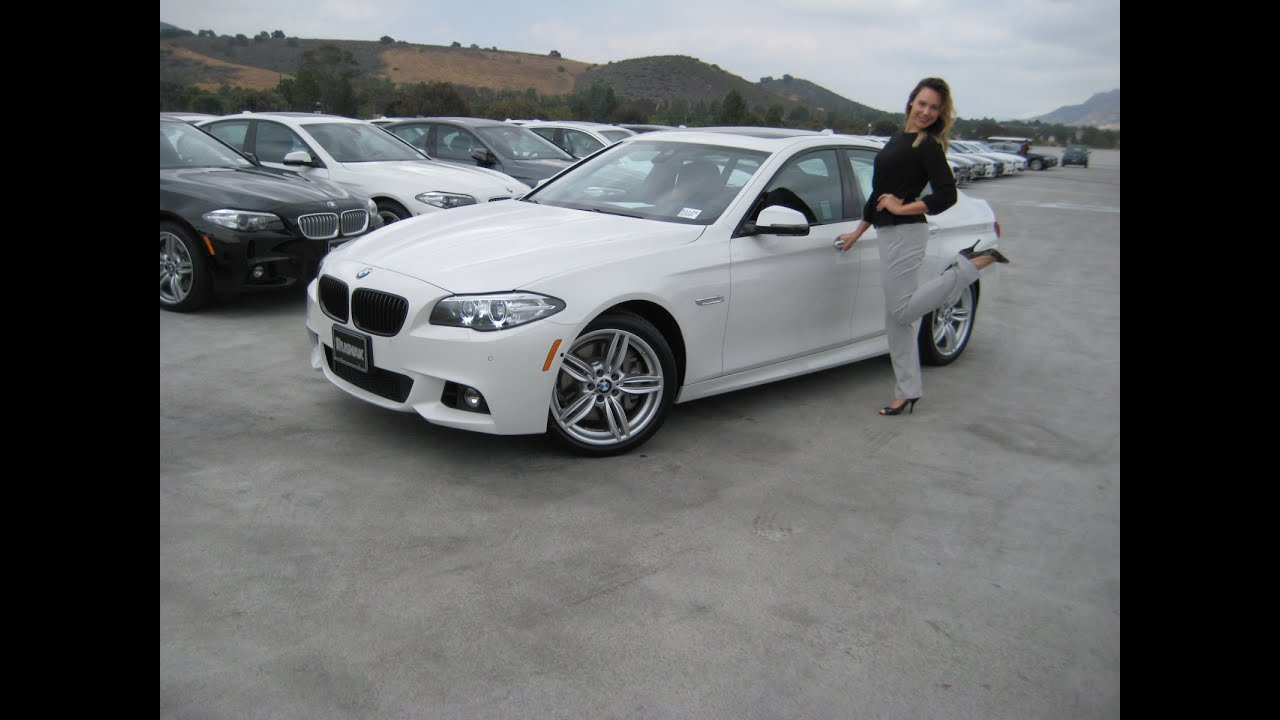 2015 Bmw 535i M Package Autos Post