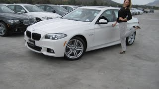 new bmw 535i vs 528i quick review