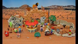 جوني جوني بلايموبيل مدينة الحياة لعبة الحيوانات البرية حديقة حيوان كبيرة\ screenshot 3