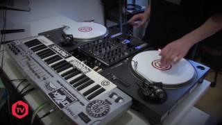 "DJ Datflex ""Put Your Hands To The Sky"" Routine - BPM Supreme TV"
