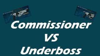 Planetside 2: Commissioner vs. Underboss!