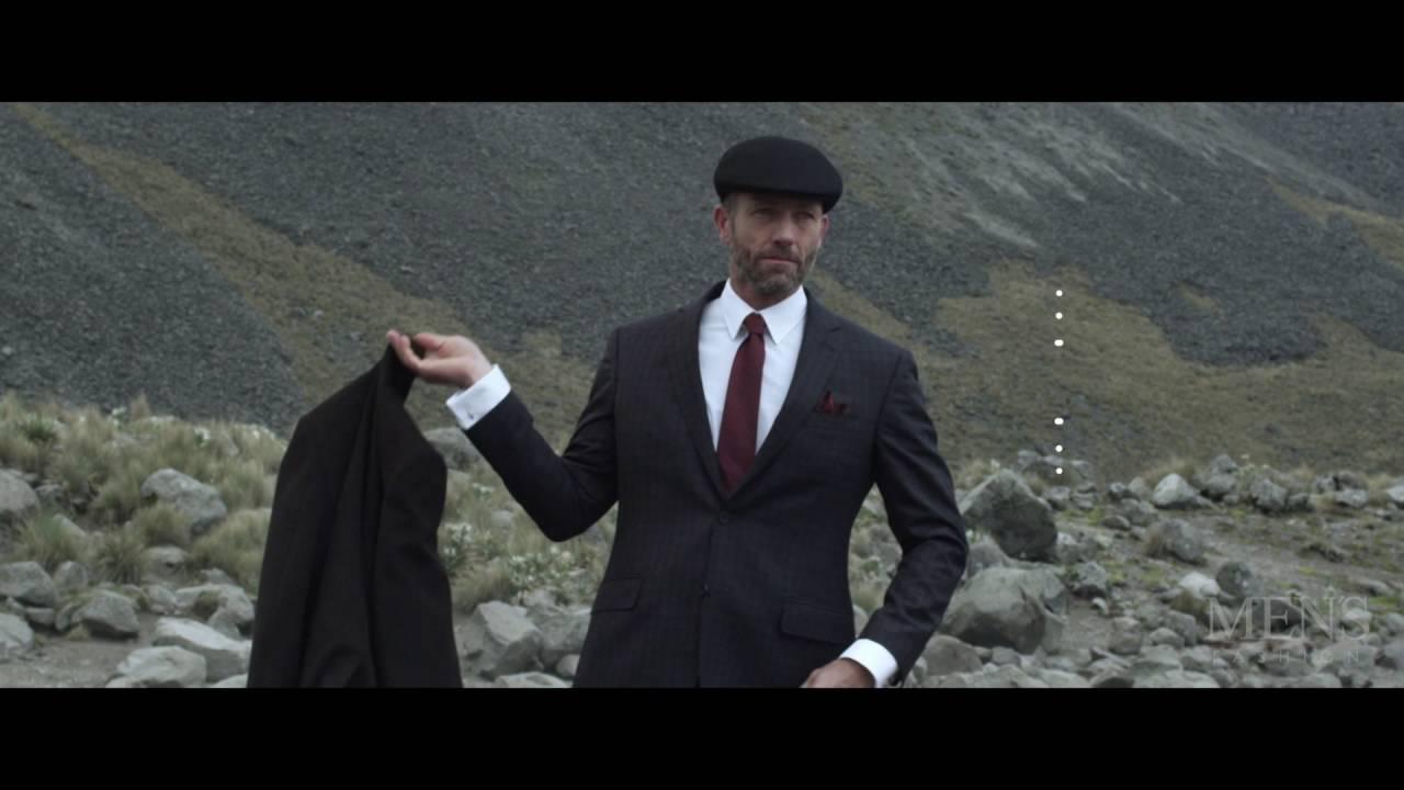 YouTube hombre Otoño Abrigo Invierno para nq47w0nTp