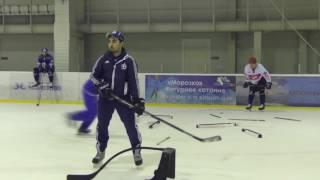 Хоккей  Подготовка хоккеистов по Североамериканской системе 1