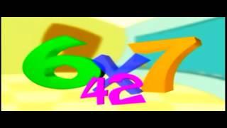Cancion Tablas de Multiplicar 2, 3 ,4, 5, 6 ,7 ,8 y 9 thumbnail