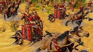 Войны Древности Спарта ep01