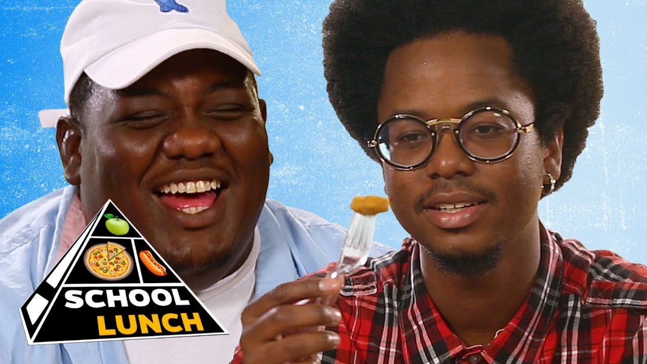 School Lunch Kids Cuisine  Youtube