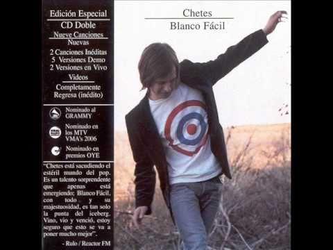 Ver Video de Chetes Chetes - Sobrevivi Demo