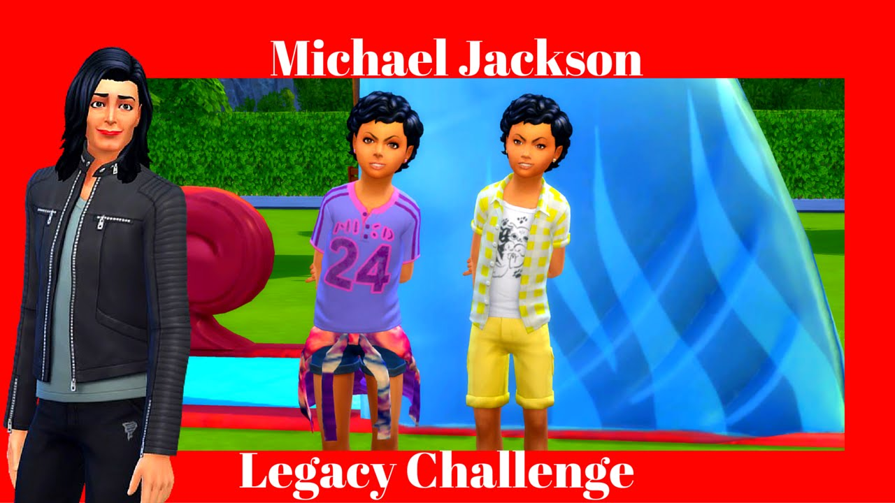 the sims 4 michael jackson legacy challenge part 35 aging up