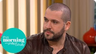 shayne ward reveals how aidans suicide will send shockwaves through the street this morning