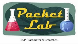 OSPF Parameter Mismatches