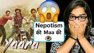 Yaara Trailer REVIEW | Deeksha Sharma