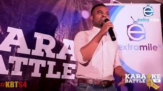 Moyo Machine I Performance by Abraham I Season 04 Day 04 I Karaoke Battle Tanzania I KBT