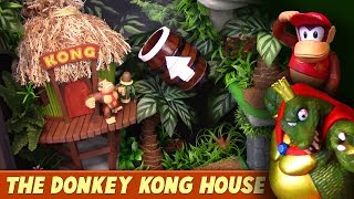 The Donkey Kong House