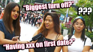 Asking women questions about Dating & Love   TMTV