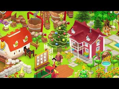 Farming Game: Hay Day / My farm level 77 |