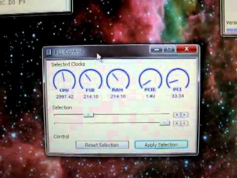 how to overclock pc with software