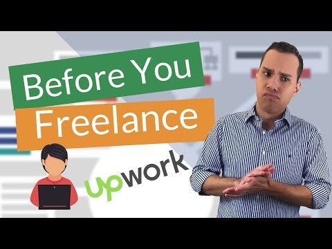 Avoid Upwork! – Freelancers Beware: Upwork Review