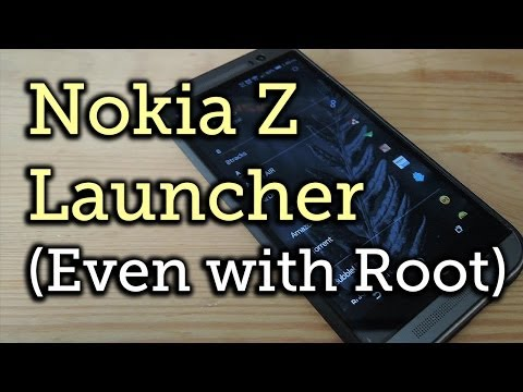 Install the Nokia Z Launcher on Your Android Device [How-To]