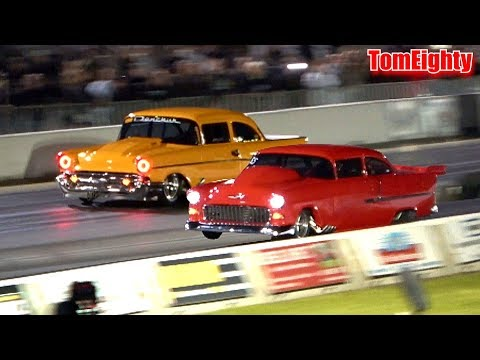 Street Outlaws No Prep Kings Grudge Racing New Hampshire