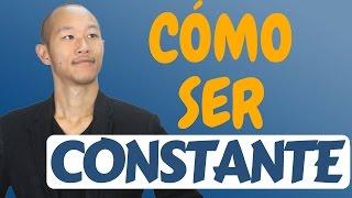 Cómo Ser Constante y Disciplinado (Técnica Secreta) thumbnail
