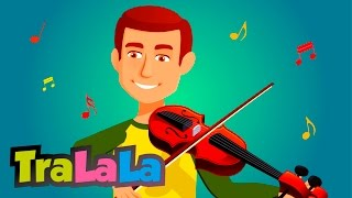 Lautarii - Cantece pentru copii TraLaLa
