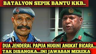 Download lagu BATALYON SEPIK BANTU KKB, JENDERAL MILITER PAPUA NUGINI ANGKAT BICARA