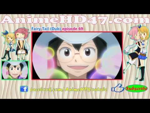 Fairy Tail Episode 69 English Dub