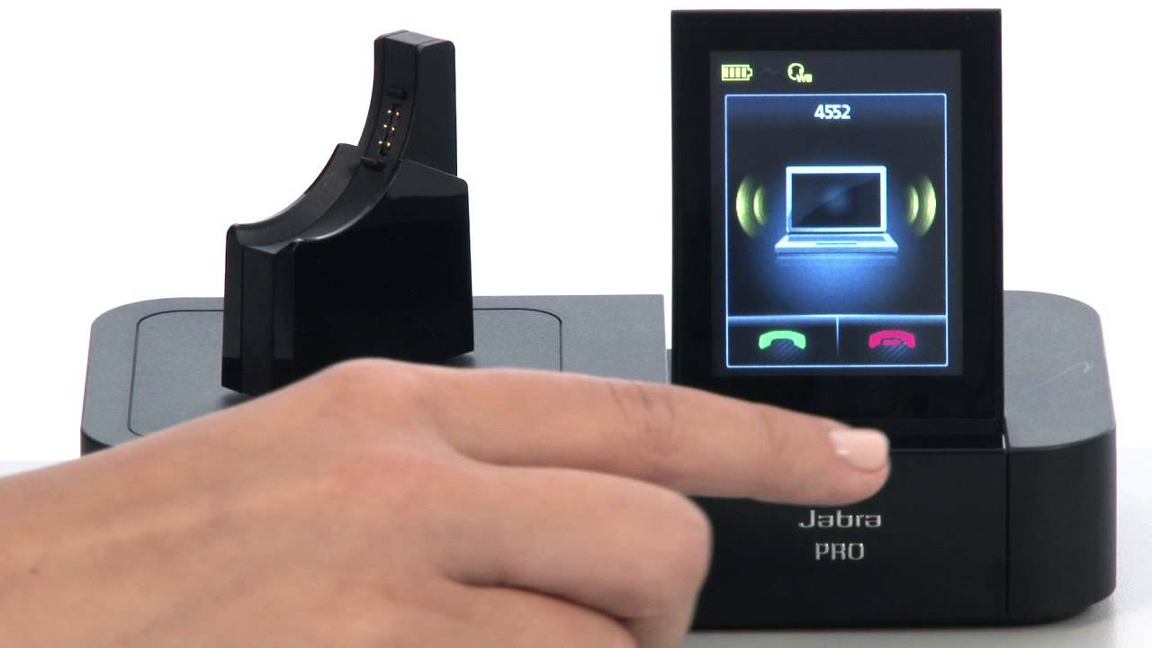 How to use Jabra Pro 9470 with Cisco Jabber