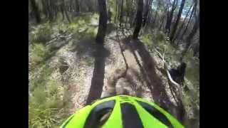 JudderBars - Kalamunda Mountain Bike Trails, Perth